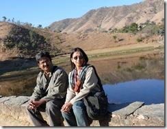 P1190387 Small Lake onw ay to Udaipur